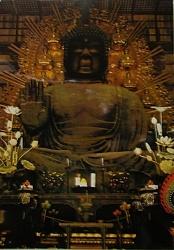 92・東大寺・毘瑠沙那佛