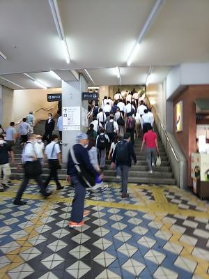 渋谷駅の変遷
