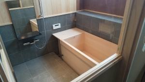 宿泊用部屋風呂