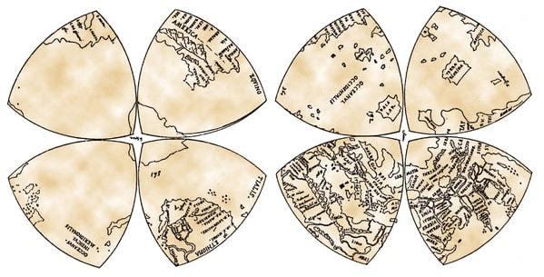 イモラの地図2-Cesare Borgia