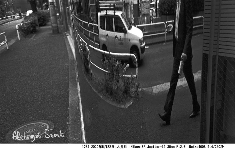 大井町にて1284-5