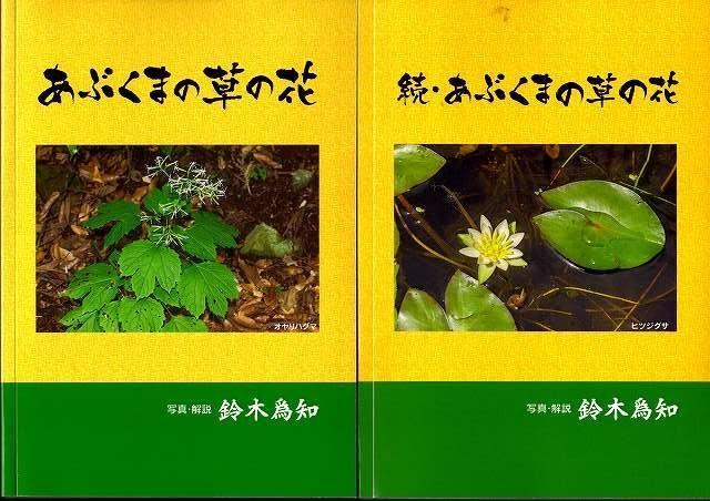 あぶくまの草の花