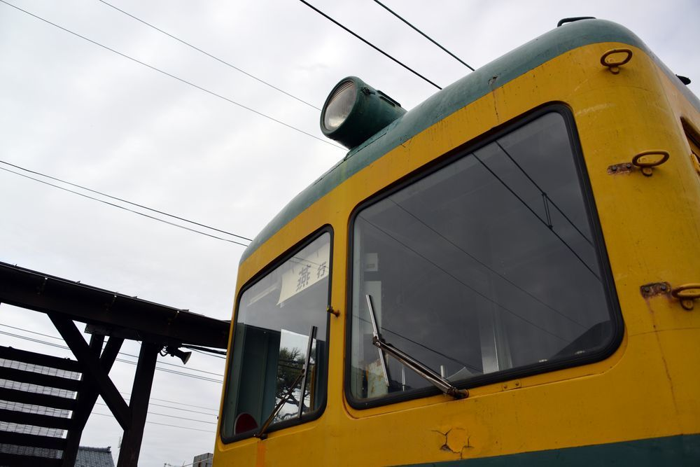 かぼちゃ電車-2