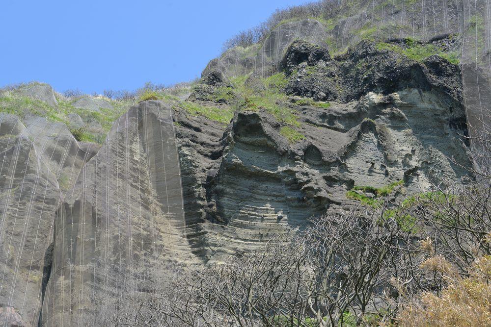 立岩と崖-7