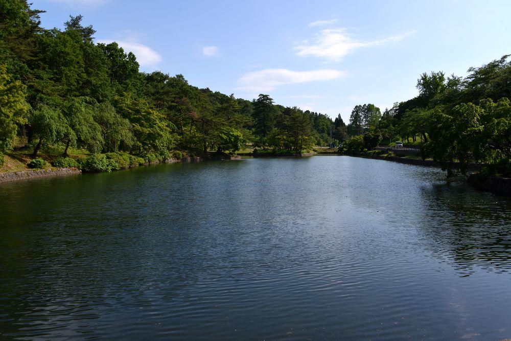 悠久山公園-1