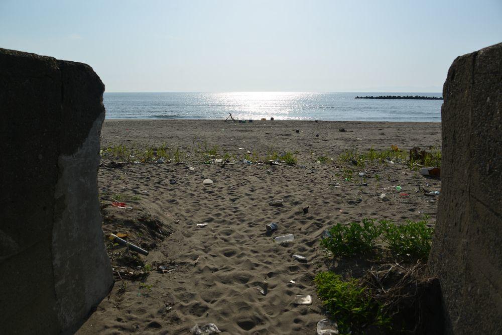 海岸へ-3
