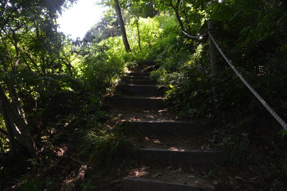 天神山城跡-3