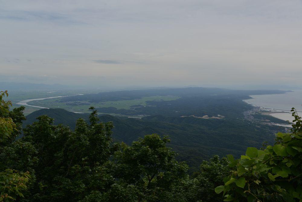 山頂からの景色-2