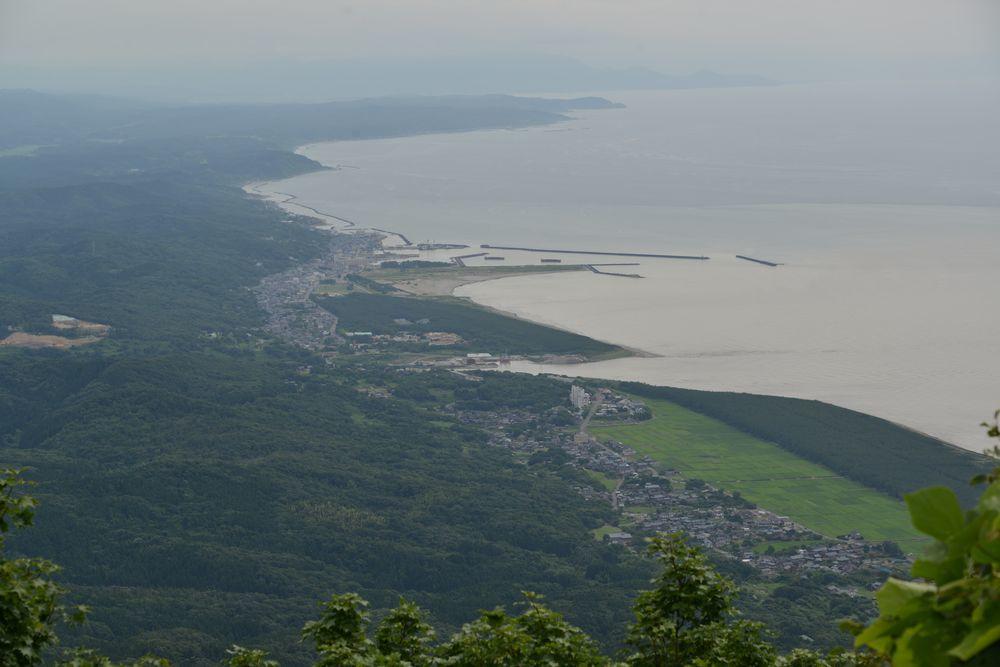 山頂からの景色-3
