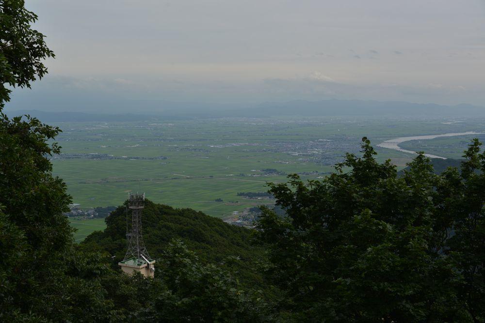 山頂からの景色-4
