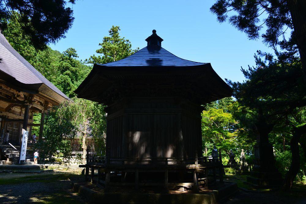 夏の国上寺-6