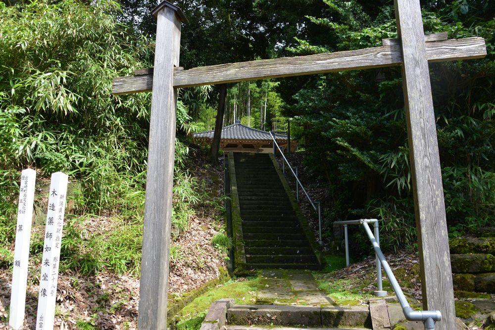 滝谷薬師堂-5