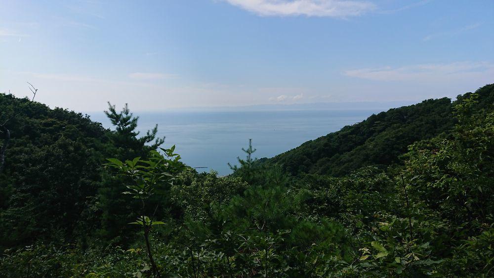 角田山-3