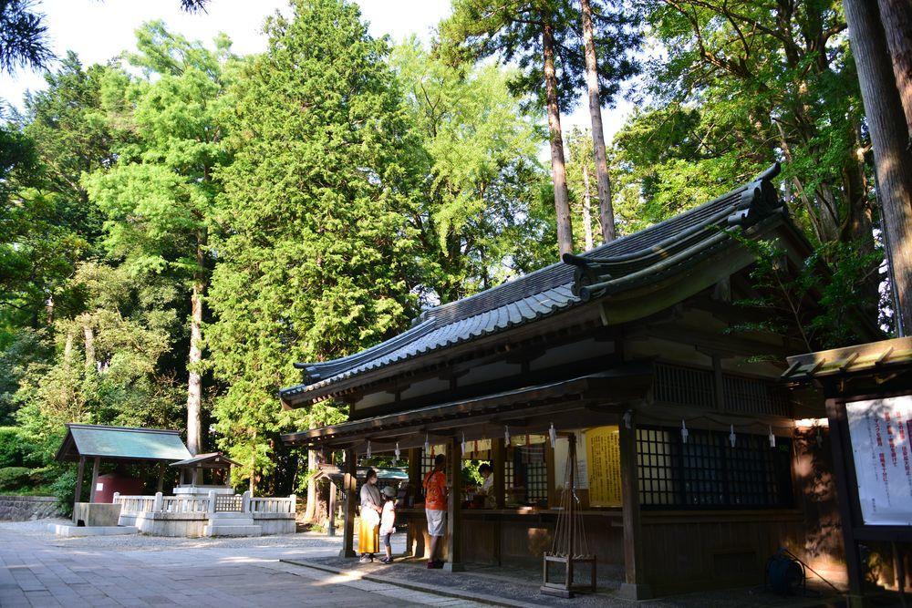真夏の神社-3