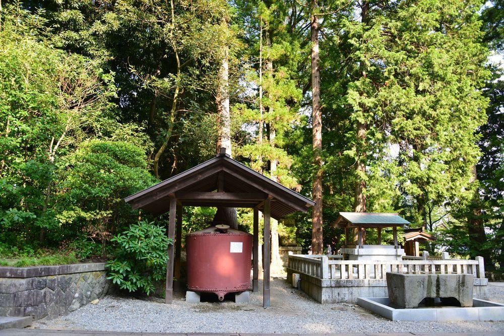 真夏の神社-5