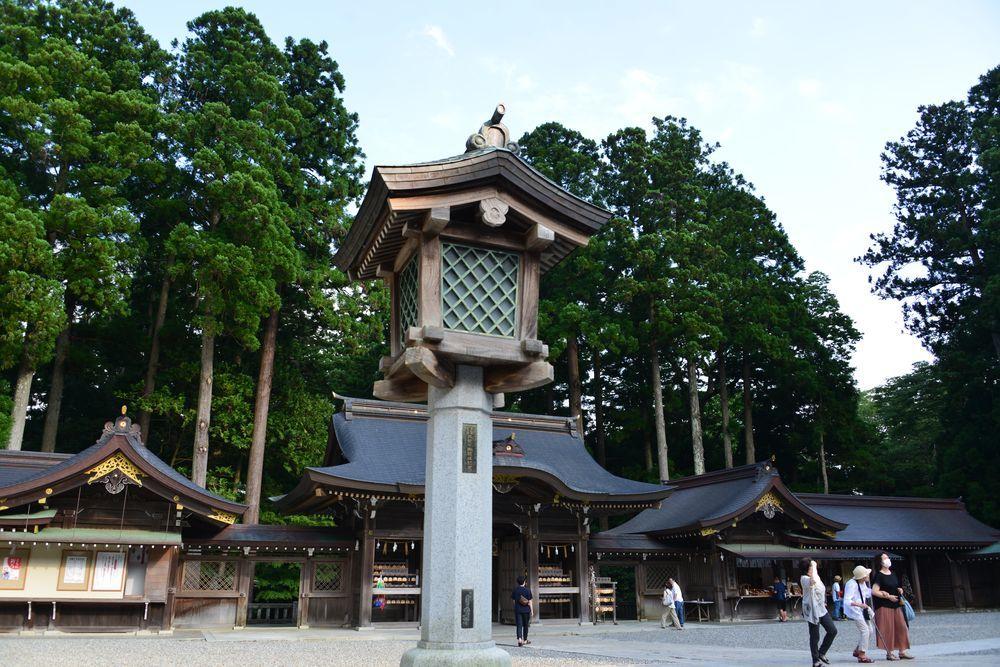 真夏の神社-7