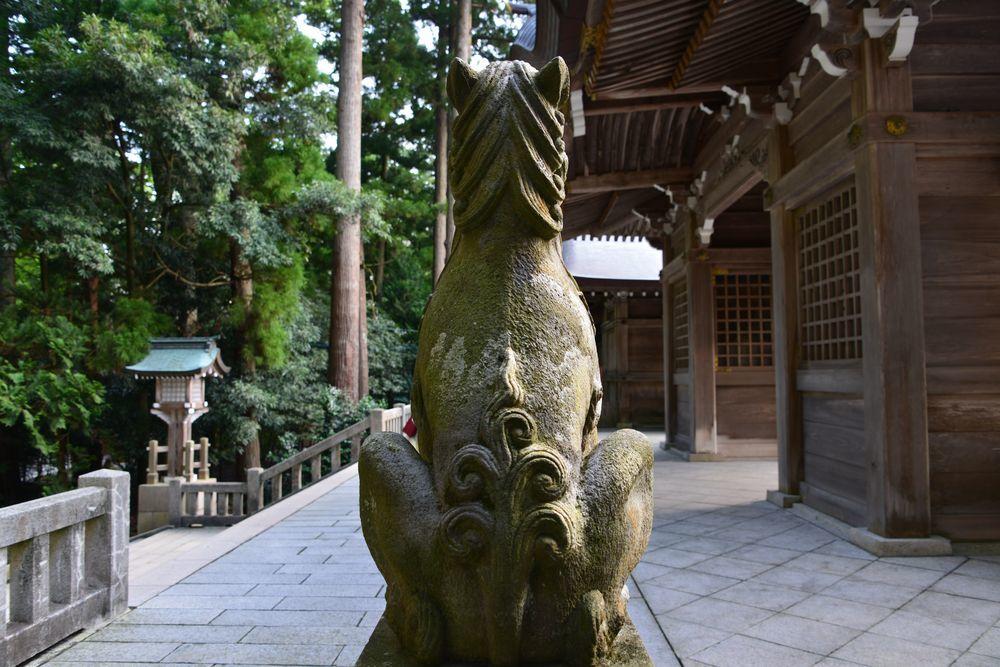 神社スナップー1