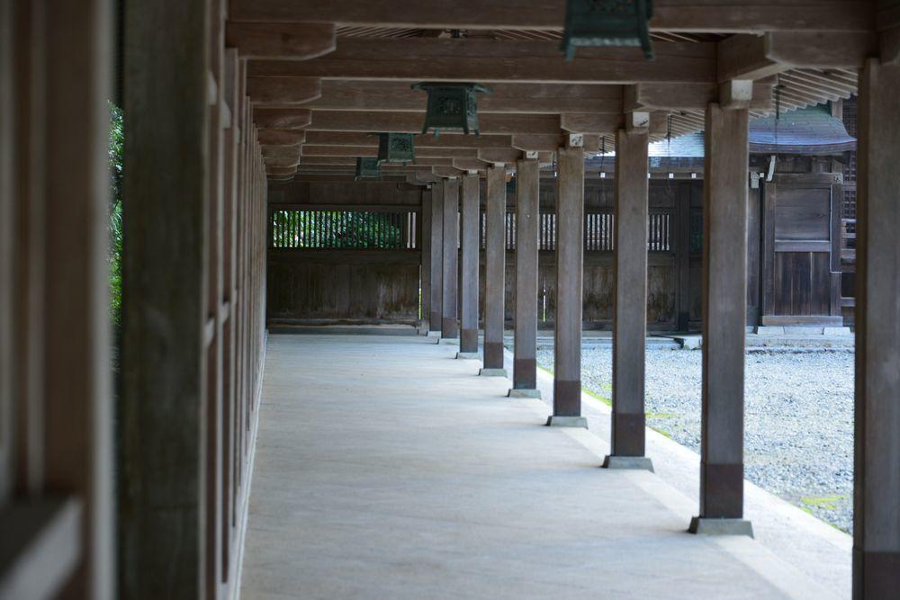 神社スナップー3