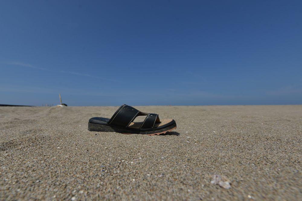 砂浜に-6