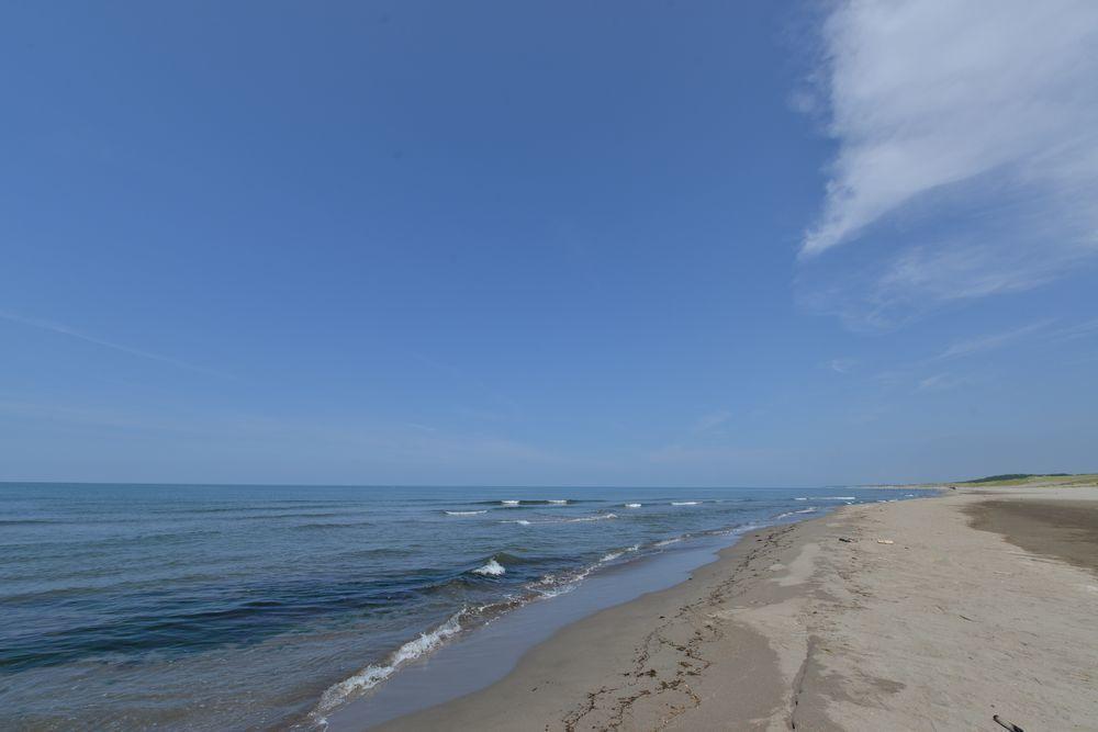 夏の海岸-1