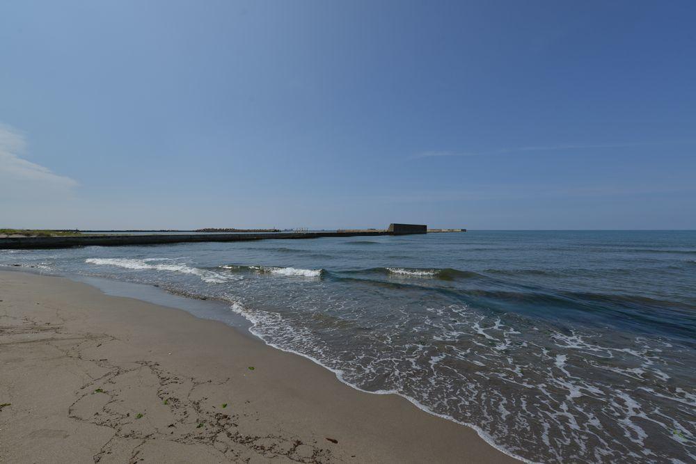 夏の海岸-2