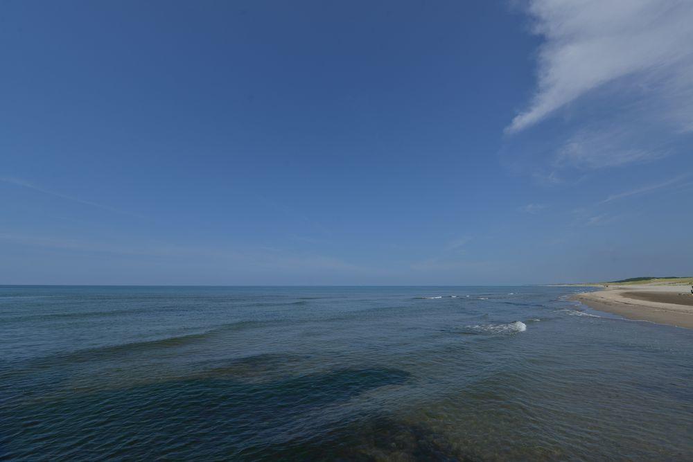 夏の海岸-3
