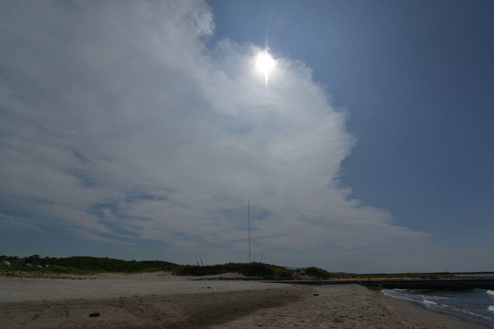 夏の海岸-4