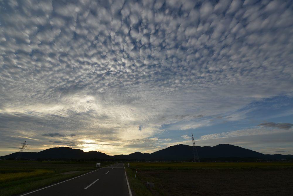 台風の雲-1