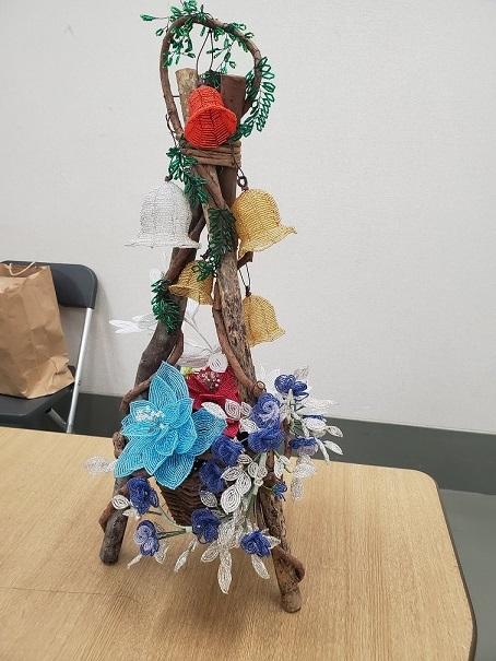 2019年のクリスマスツリー