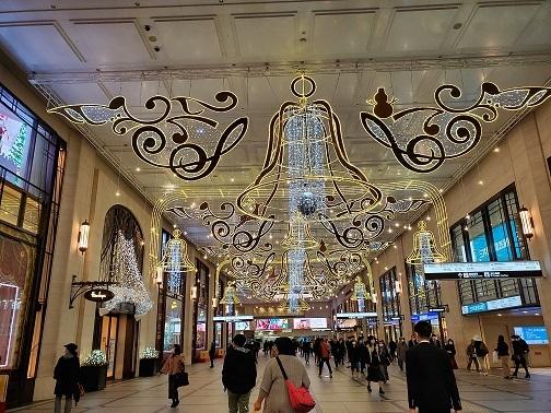 阪急百貨店前通路