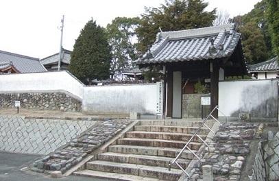佛眼寺旧山門