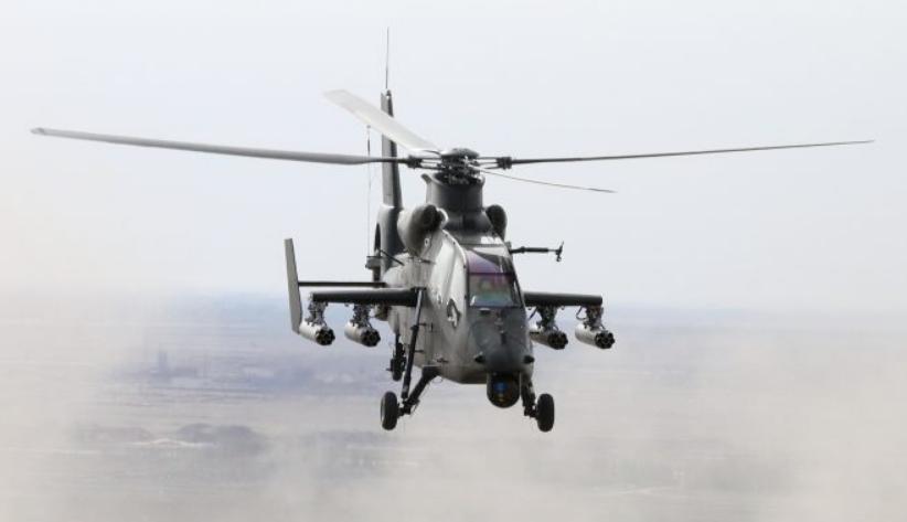 ヘリコプター中国製