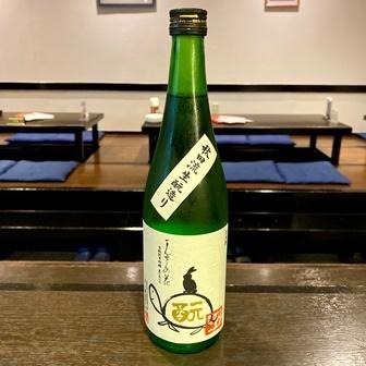 まんさくの花 生もと純米吟醸 30BY・生もと亀ラベル