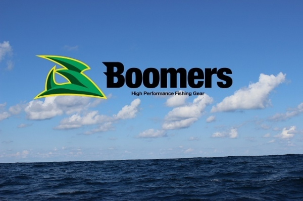 Boomers 三周年ご挨拶用タイトル画面020807