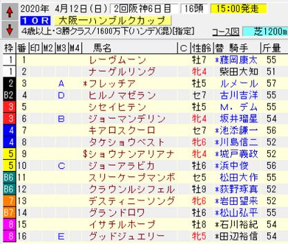 20大阪―ハンブルクC