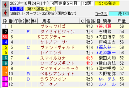 20富士S