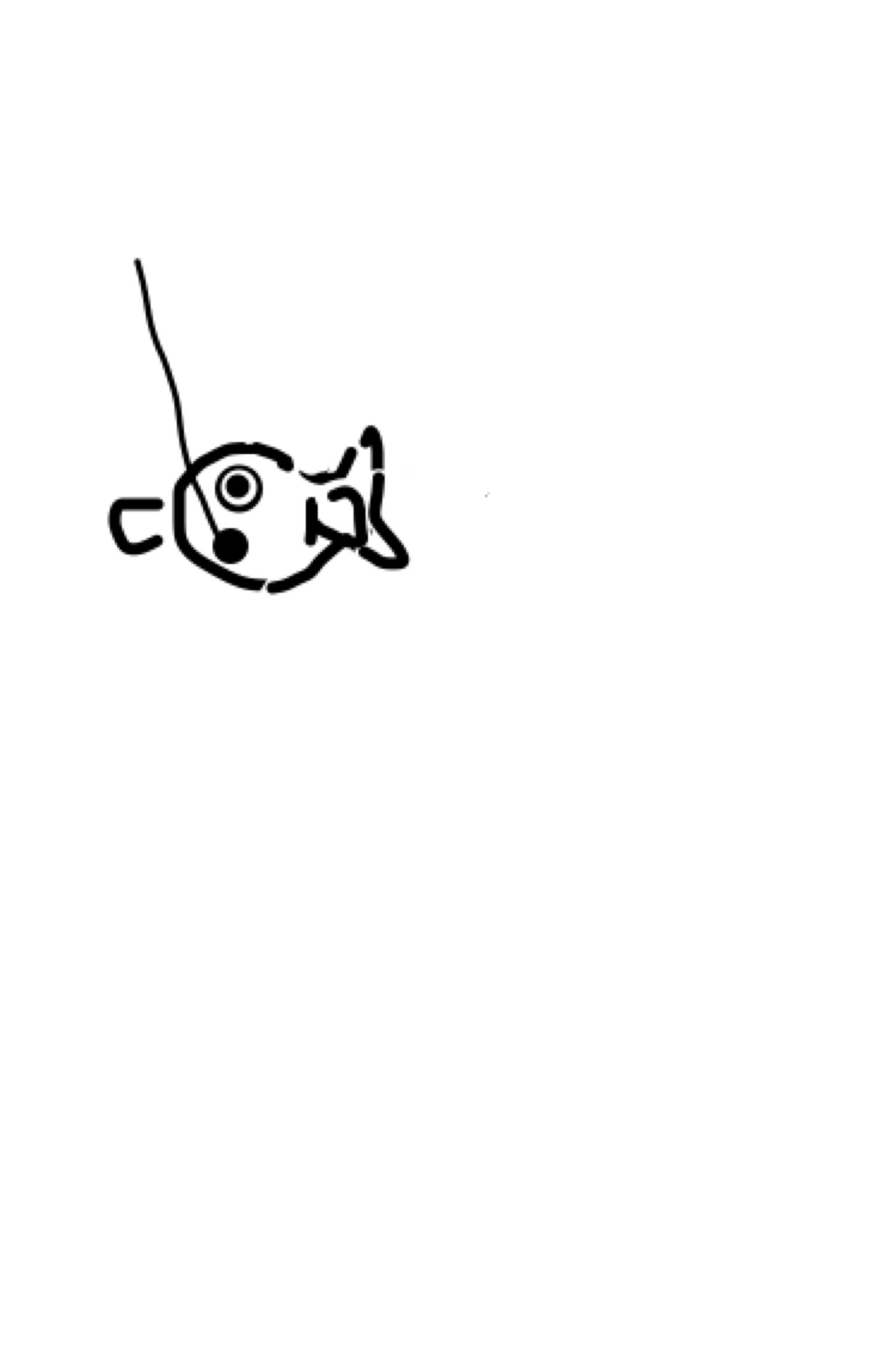 異形の小魚(元)