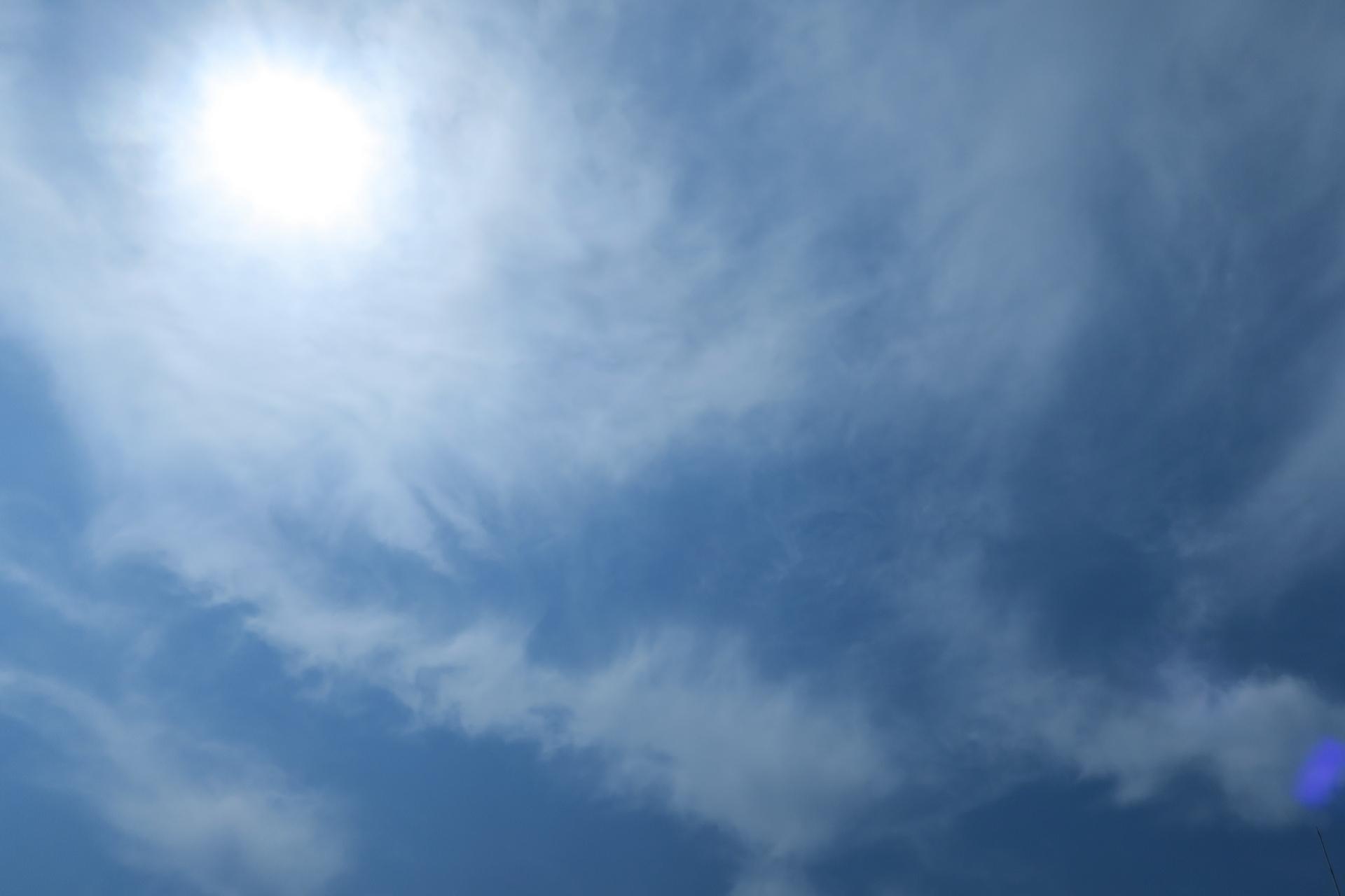 今日の雲 G5X