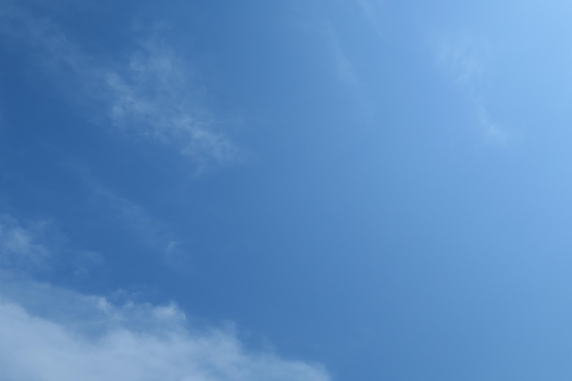 今日の雲 G7X