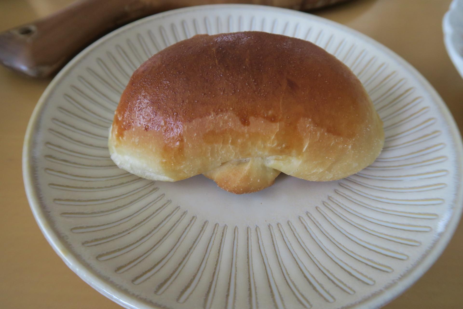 5月3日のロールパン