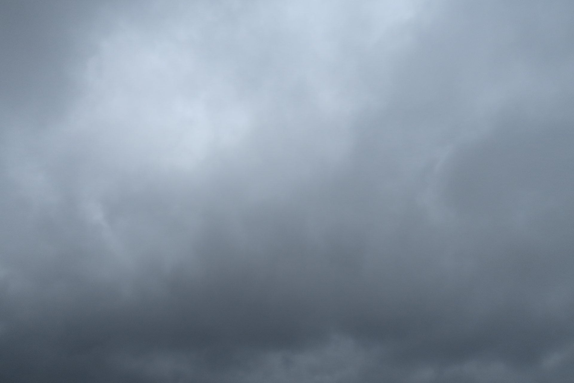 今日の雲 朝