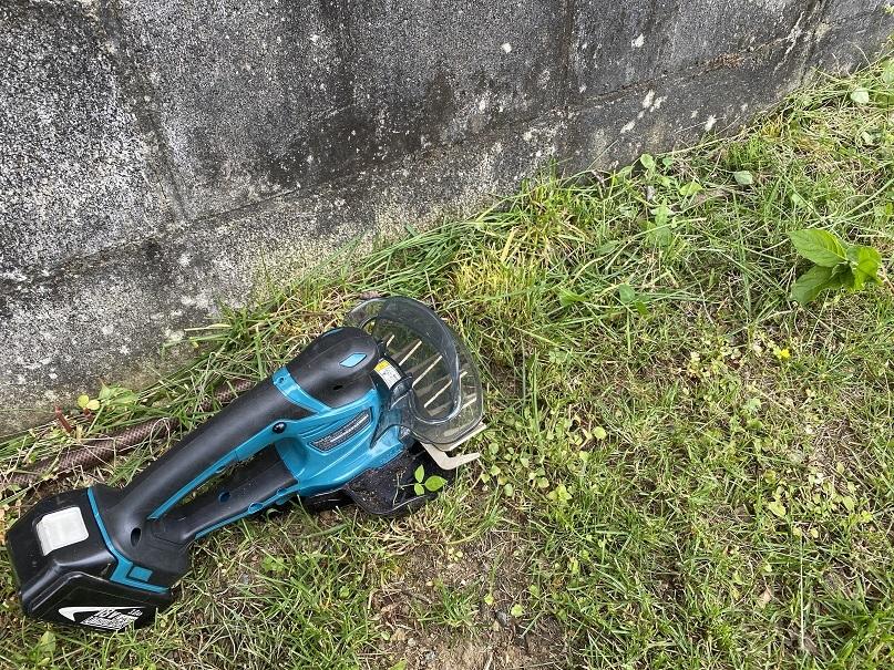 芝刈りハサミ (2)