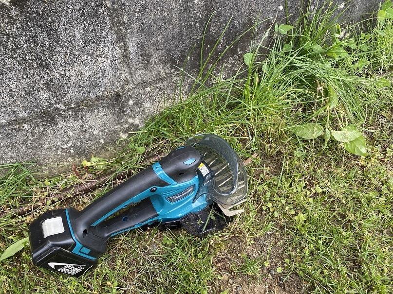 芝刈りハサミ (1)