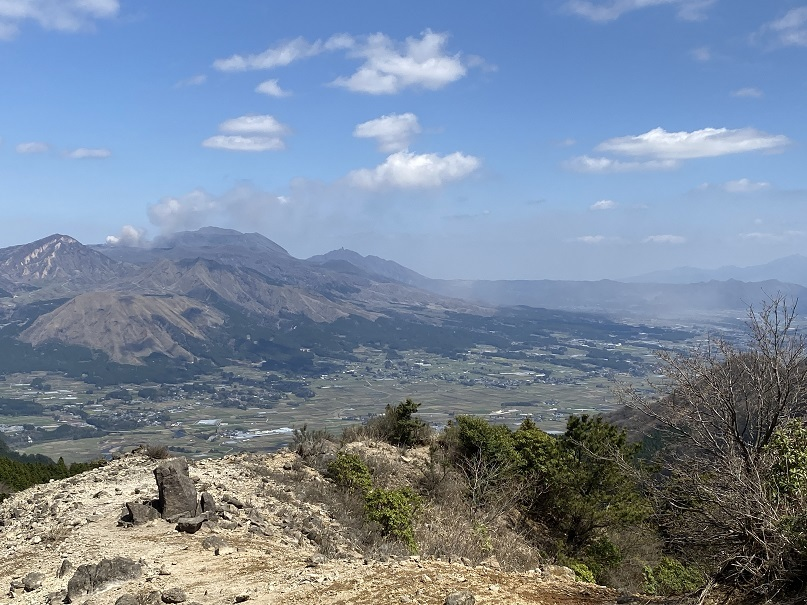 俵山登山 (3)