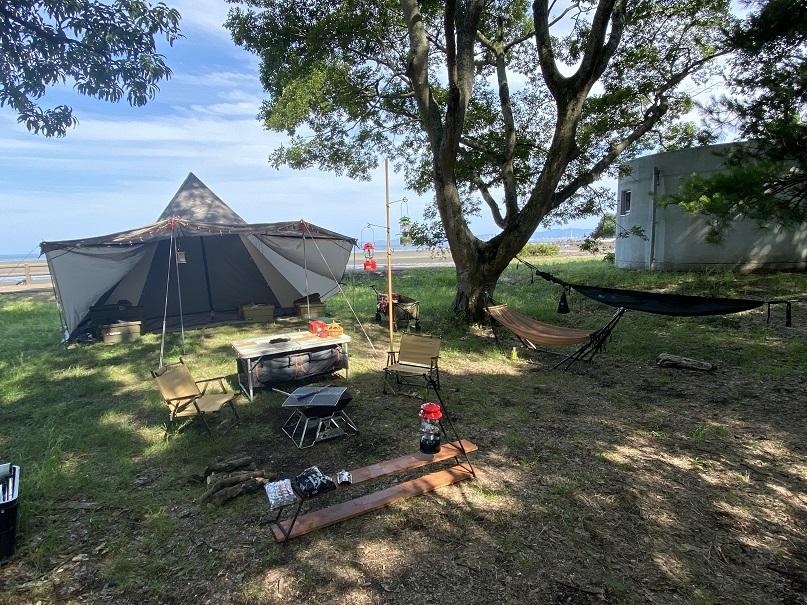 2020-06-20糸ヶ浜キャンプ (4)