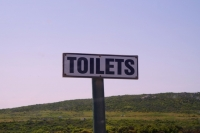 トイレの標識 2020年9月