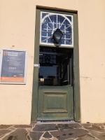 ケープダッチ様式 ドア