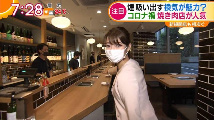 2020年10月06日安藤萌々の画像23枚目