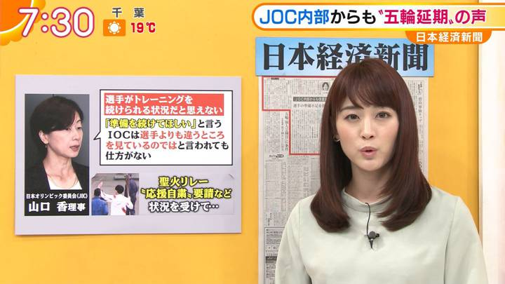 2020年03月20日新井恵理那の画像22枚目
