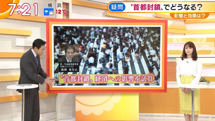 2020年04月01日新井恵理那の画像15枚目